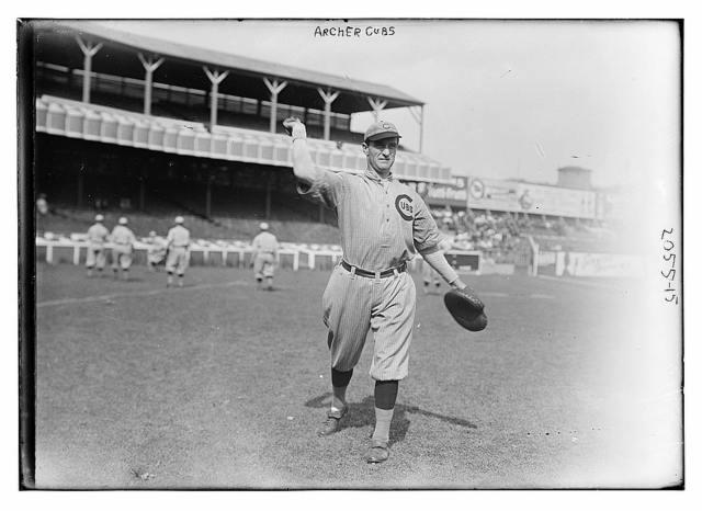 [Jimmy Archer, Chicago, NL (baseball)]