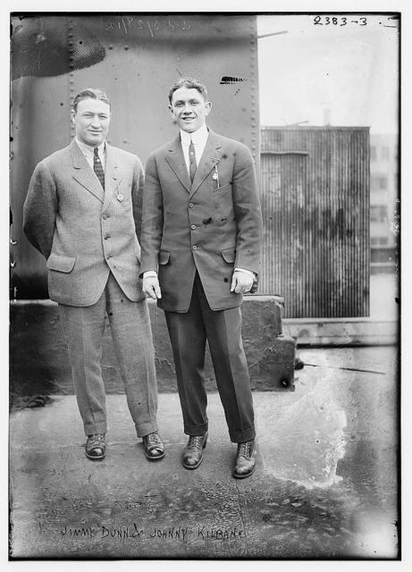 Jimmy Dunn & Johnny Kilbane