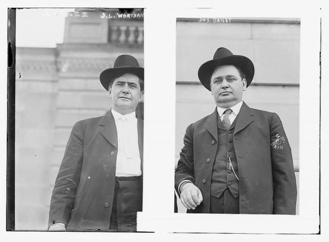 J.L. Wortham; Jos. Bailey