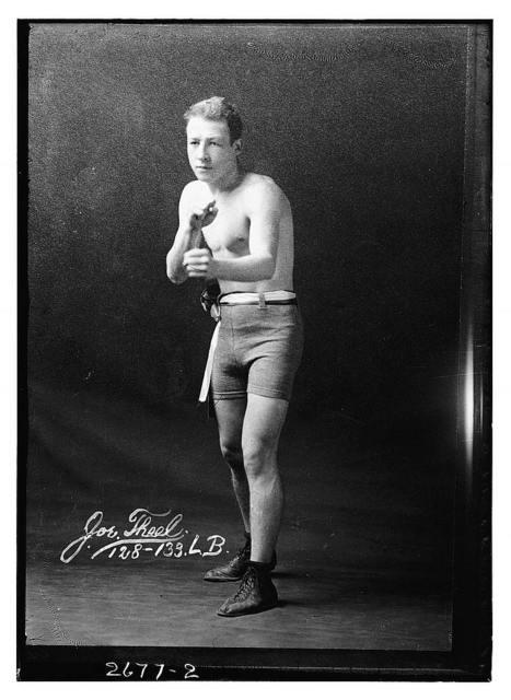 Joe Theel, 128-133 lbs