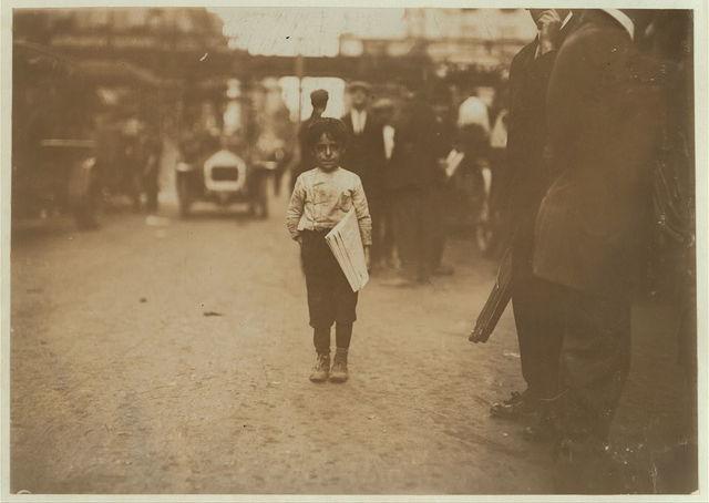"""Johnson Wins"" 7 P.M. Herald Square.  Location: New York, New York (State)"