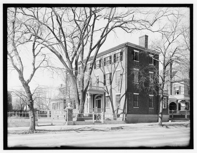 [Joseph Story House, 26 Winter Street, Salem, Mass.]