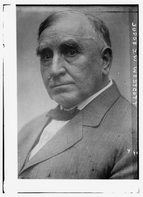 Judge J.W. Westcott [i.e., Wescott]