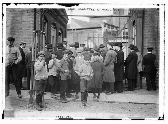 Labor Committee at Mill, Passaic