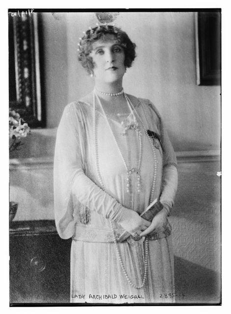 Lady Archibald Weigall