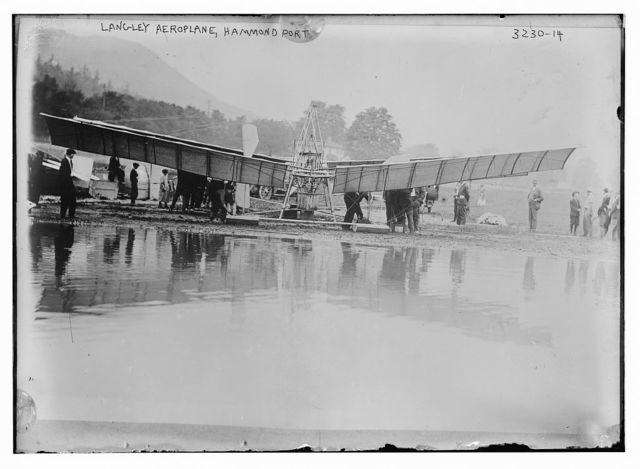 Langley Aeroplane, Hammond Port