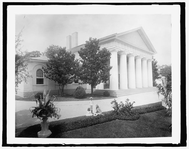 Lee Mansion, Arlington, [Virginia]