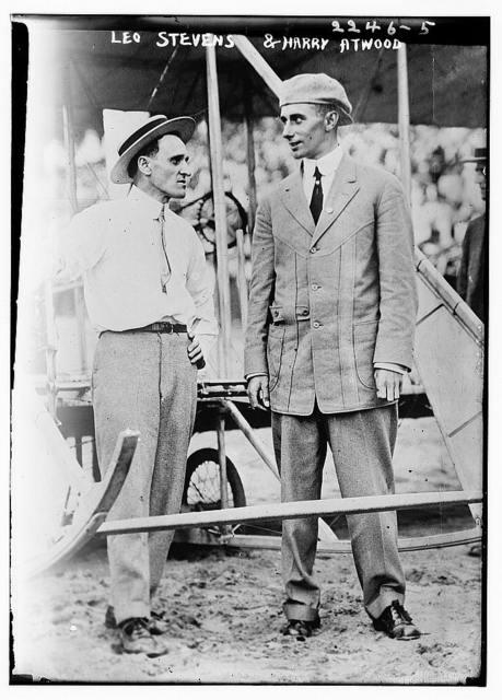 Leo Stevens & Harry Atwood