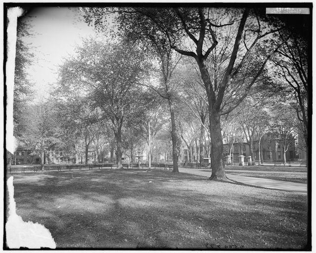 [Lincoln Park, Portland, Maine]