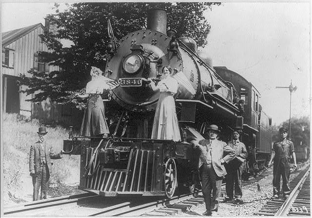 Locomotive 3840