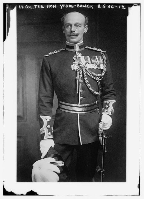 Lt. Col. the Hon. Yarde-Buller