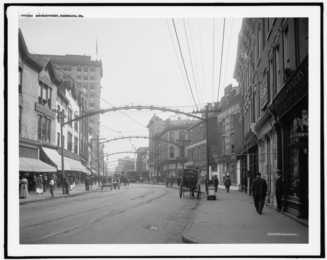 Main Street, Norfolk, Va.