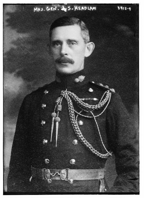 Maj. Gen. J.S. Headlam