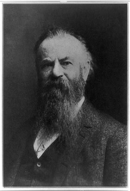Major John Wesley Powell, Director, Buereau of American Ethnology, 1879-1902