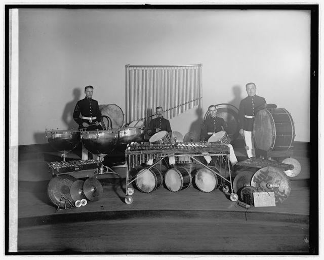 Marine Band Drum [.]