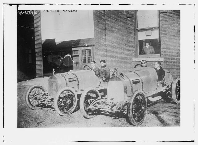 Mercer Racers