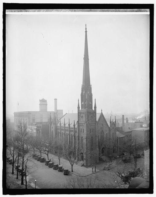 Metropolitan Methodist, [C St., Washington, D.C.]