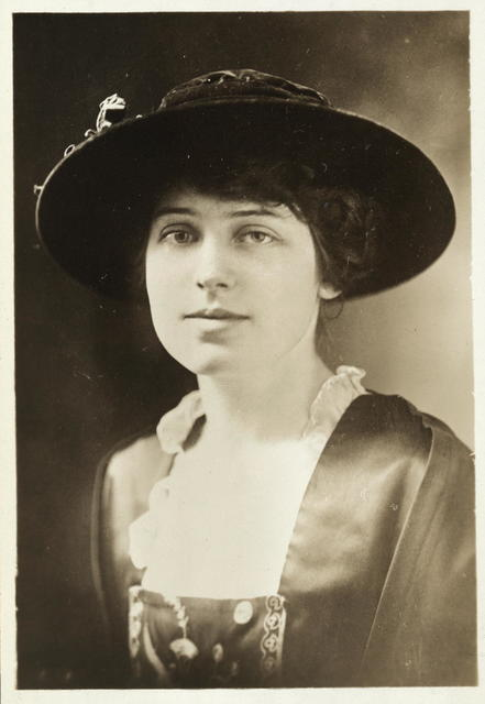Miss Clara Louise Rowe, of Syracuse, N.Y., campaigned in the New York state referendum and was an organizer for the Women's Political Union.  She has assisted in legislative work at the national headquarters; worked in Delaware and then in Montana, where she organized most of the countries.  She is an excellent speaker.