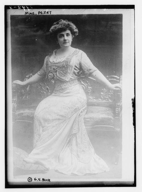 Mme. Pezet
