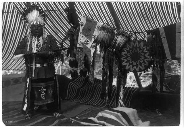 Mnainak, a Yakima chief