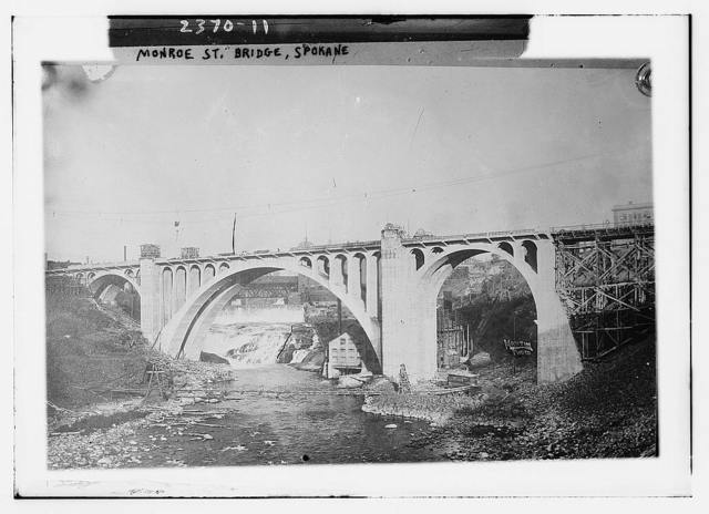 Monroe St. Bridge, Spokane