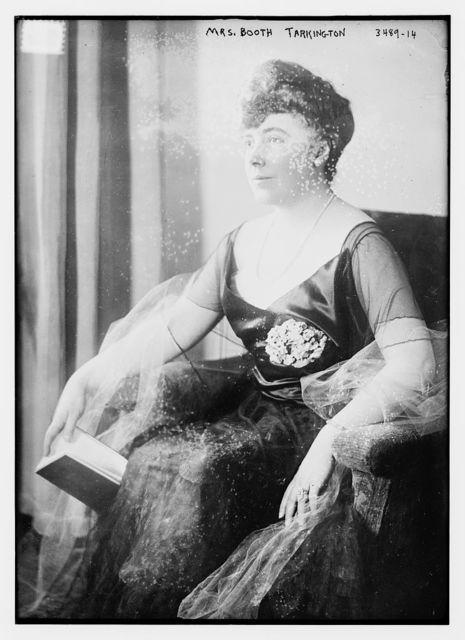 Mrs. Booth Tarkington