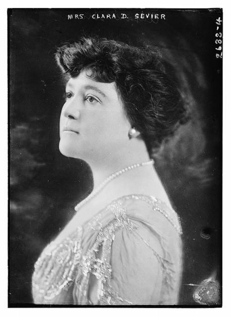 Mrs. Clara D. Sevier