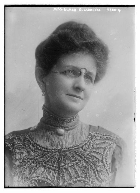 Mrs. Elmer G. Laurence