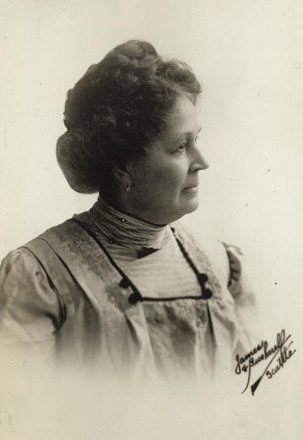 Mrs. Emma Smith Devoe, of Seattle, Washington, is President of the National Council of Women Voters.