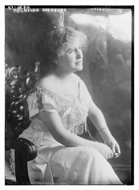 Mrs. Helen Gardner