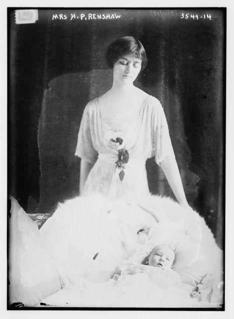 Mrs. H.P. Renshaw