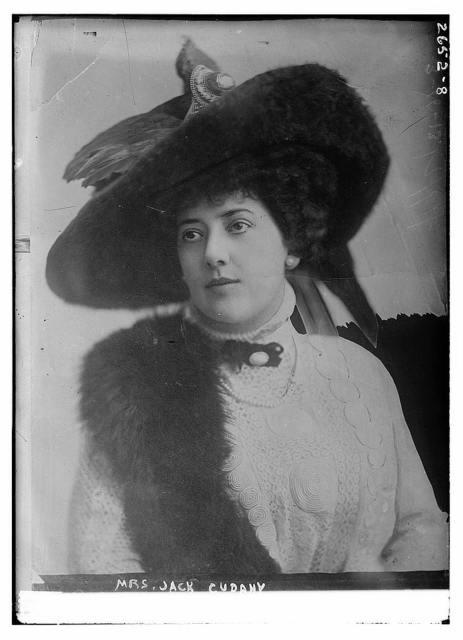 Mrs. Jack Cudahy