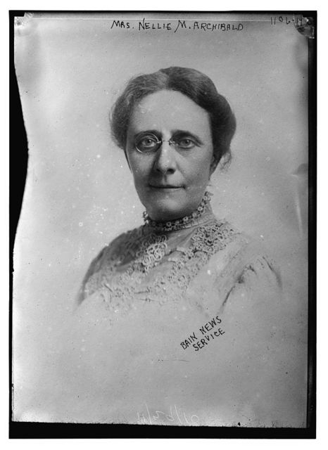 Mrs. Nellie M. Archibald
