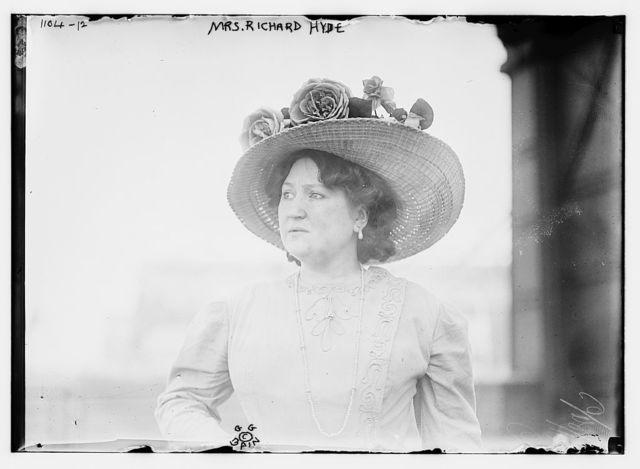 Mrs. Richard Hyde