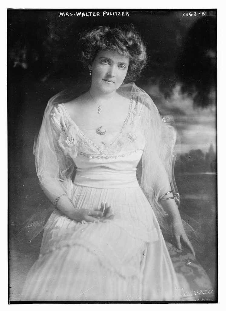 Mrs. Walter Pulitzer