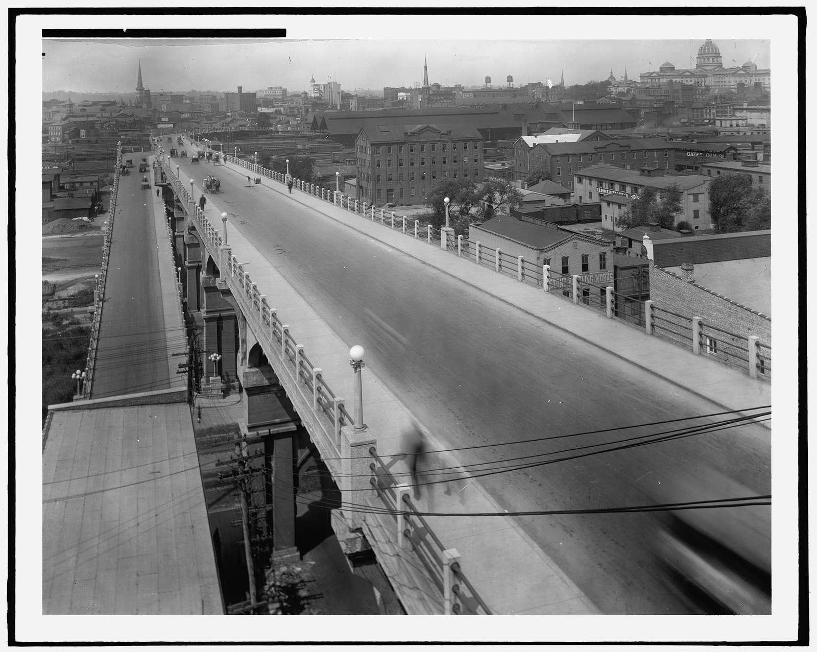 Mulberry Street bridge, Harrisburg, Pa