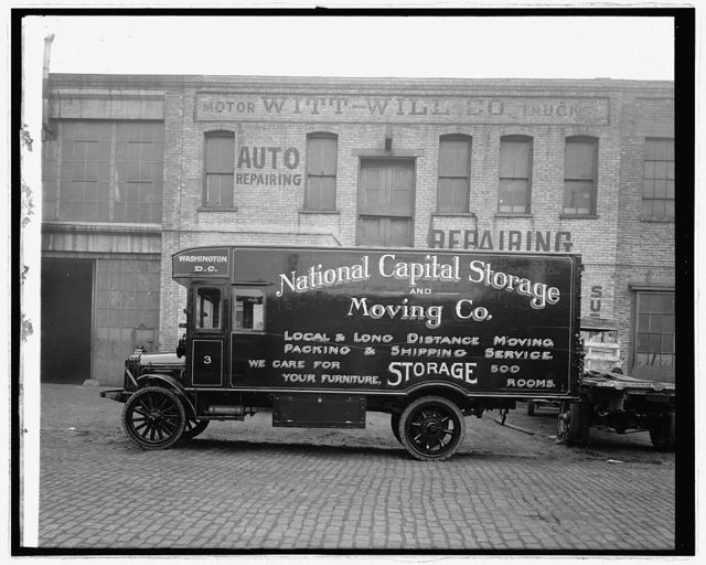 National Capitol Storage & Moving Co.