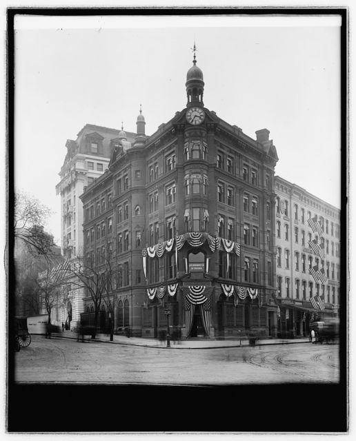 National Savings & Trust Co, [15th St. & New York Avenue, Washington, D.C.]