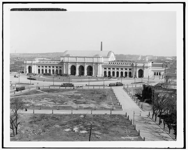 New Pennsylvania [i.e. Union] Station, Washington, D.C.