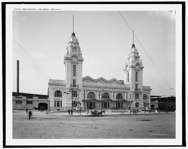 New Union Station, Worcester, Mass.