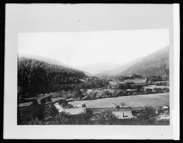 Norway, view of Bergen
