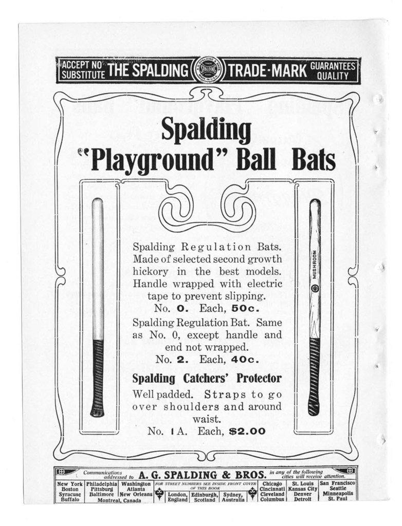 Official indoor base ball guide containing the constitution, 1910
