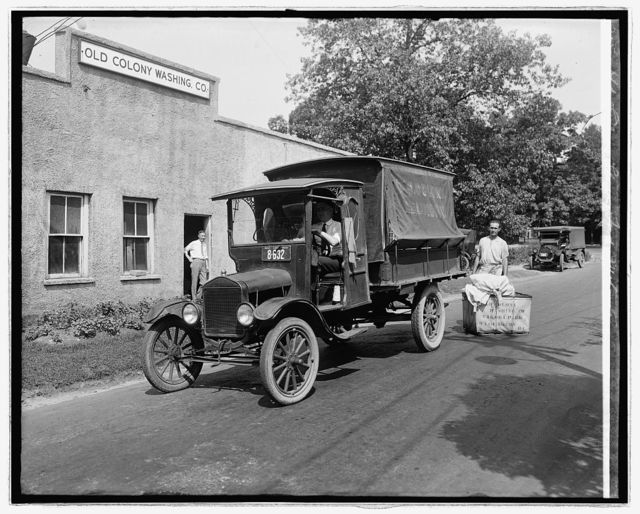 Old Colony Ldy.[Laundry], Ford Motor Co.