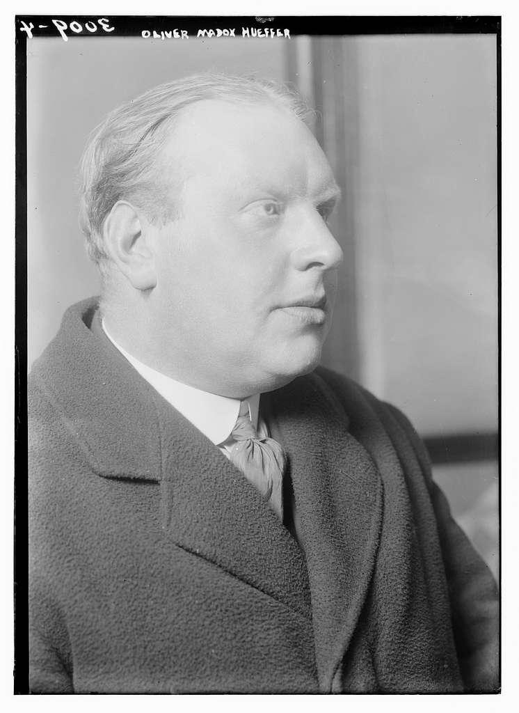 Oliver Madox Hueffer