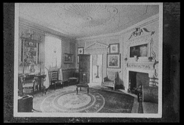 [Parlor, Mount Vernon, Va.]