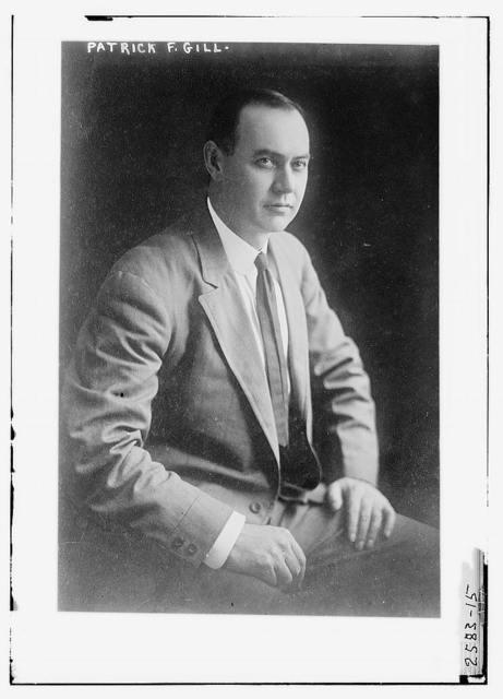 Patrick F. Gill