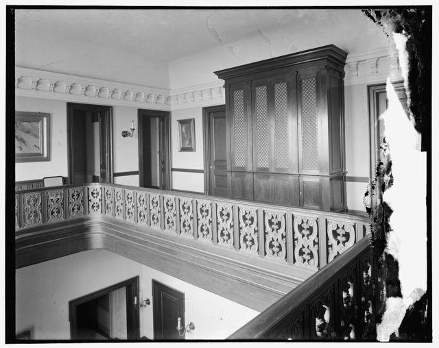 [Pipe Organ at Mexican Embassy, Washington, D.C.]