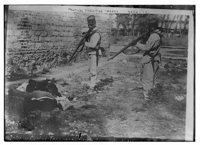 Political execution -- Mexico