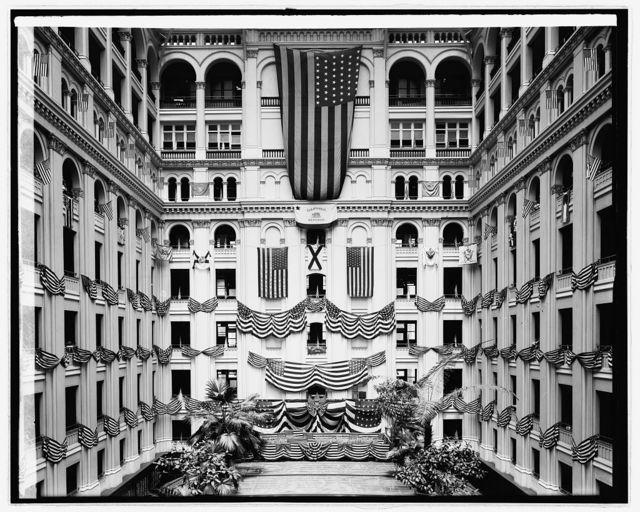 Post Ofc. Flag day, [Washington, D.C.]
