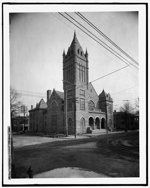 Presbyterian church, Vicksburg, Miss.